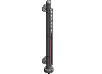 Magneet peiltoestel Model MLB-M10 & MLB-M150
