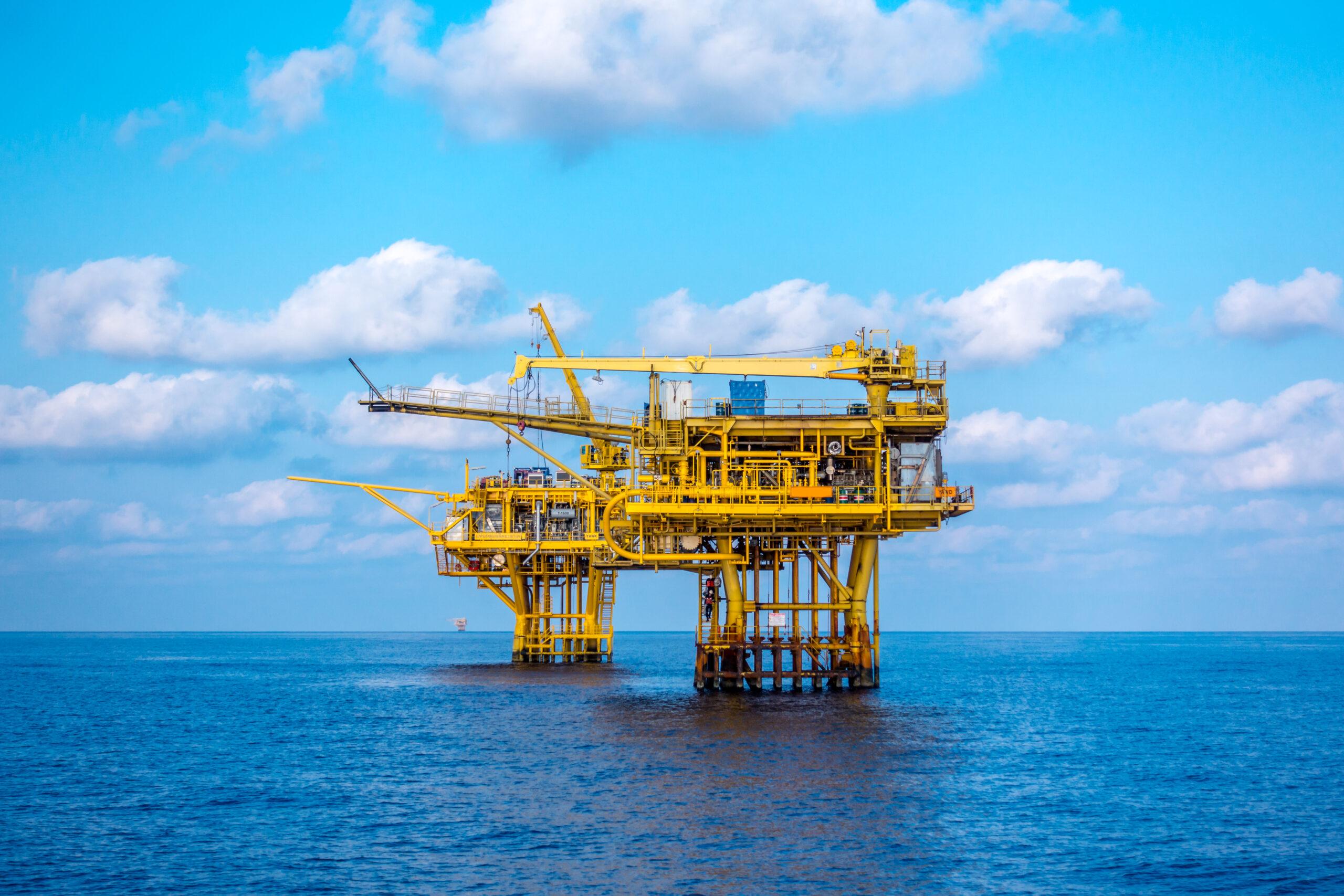 Oil/ gas platform MLG Instruments